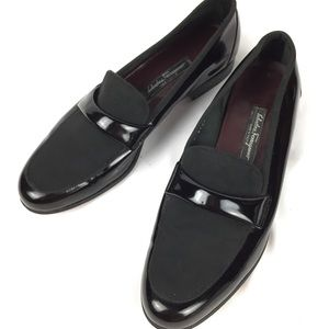 Salvatore Ferragamo Dean men's dress loafers